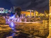 """""""Tempio Serapide"""" apre pubblico prima volta: ingresso serale gratuito"""