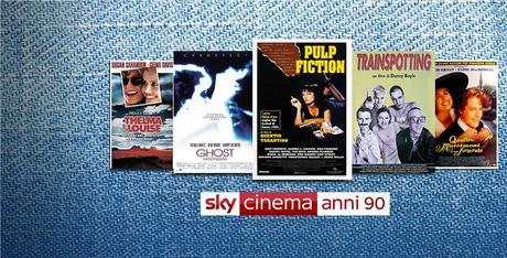 Sky Cinema Anni 90 dal 16 al 31 Luglio i film di un decennio indimenticabile