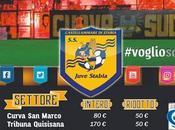 Juve Stabia, parte stagione 2018-2019: tutte novità sugli abbonamenti