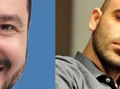 """Saviano ancora contro Salvini: solo chiacchiere, minaccia come mafioso"""""""