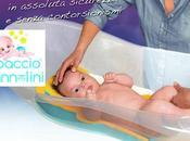 Spaccio Pannolini presenta Spugnotto, l'innovazione bagnetto