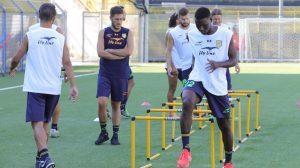 Juve Stabia – La fotogallery della seconda sessione di allenamento