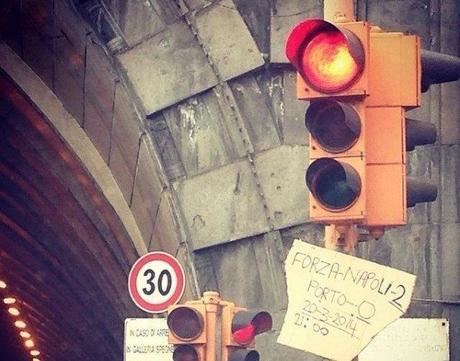Associazione londinese regala 102mila euro per aggiustare i semafori a Napoli