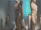 opere Museo Archeologico Napoli mostrate Alberto Angela