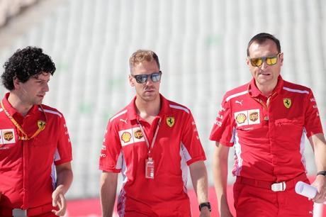 """Vettel chiude le polemiche con la Mercedes: """"È ora di voltare pagina"""" – Formula 1 – Motorsport"""