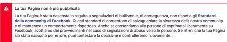 Roma fa Schifo non è più su Facebook, ecco perché