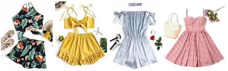 ZAFUL Wish-List + PROMO CODE // Bikini e outfit per tutti i giorni