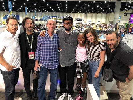 San Diego Comic Con | Il Panel di The Passage