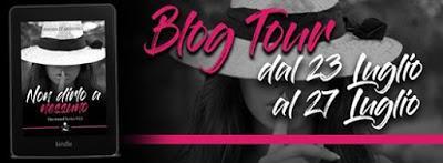 Blogtour: Non dirlo a nessuno di Alessia D'ambrosio