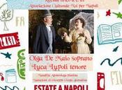 Marechiaro Danubio,un recital lirico soprano Olga Maio tenore Luca Lupoli