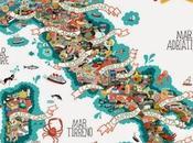 Come scoprire itinerari enogastronomici Italia, Piemonte alla Sicilia.