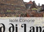 Itinerario Lanzarote: parte nord dell'isola
