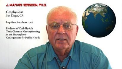 Nuovo studio di Herndon: la geoingegneria clandestina ci porterà ad estinzioni di massa