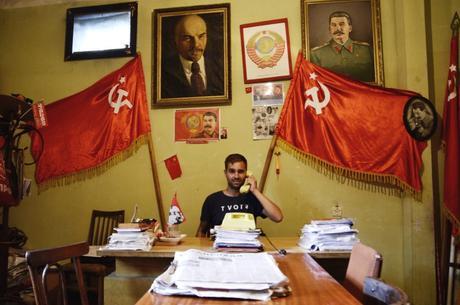 La Tipografia Segreta di Stalin a Tbilisi