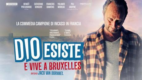 Stasera in tv in prima visione su Rai 3 alle 21,15 Dio esiste e vive a Bruxelles, l'irresistibile film di Jaco Van Dormael