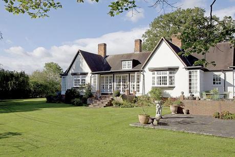 Una bellissima casa a Winsdor