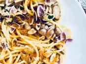 Spaghetti telline bottarga