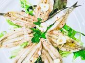Alici Marinate peperoncino aglio