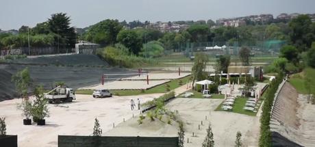 Roma all'ultima spiaggia. Sotto Ponte Marconi si chiama Tiberis l'umiliazione d'agosto