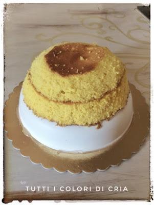 Un cupcake gigante per uno SMASH CAKE