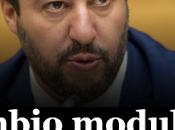 "Salvini: genitore torna madre padre""."
