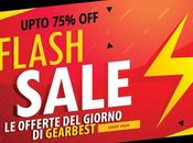 Codice Sconto Daily Coupon Flash Sale 360° Gearbest!