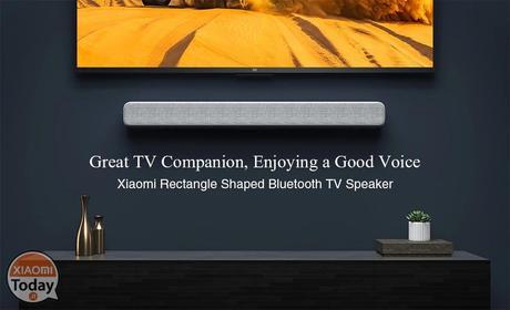 Offerta –  Xiaomi 33″ TV Soundbar a 68€ garanzia 2 Europa!