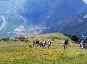percorso mountainbike Brentonico Monte Baldo alla scoperta sapori territorio durante Golosabici