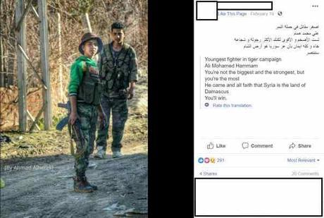 """Siria: le """"Tigri"""" di Assad fra decapitazioni e arruolamento di bambini soldato"""