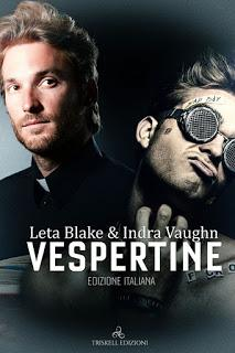"Recensione: ""VESPERTINE"" di Leta Blake & Indra Vaughn"