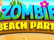 Zombie Beach Party Snake incontra zombie iPhone Android!