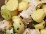 Insalata patate merluzzo