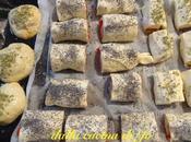 Salatini Marzano confit, acciughe emmental