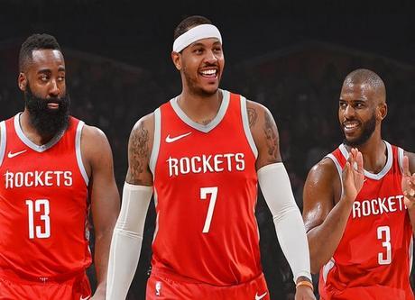 Paul, Capela, Anthony e le dolorose partenze: la pazza estate dei Rockets!