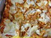 Lasagne ragù pollo