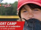 Sport Camp gratuito Softball Baseball Macerata