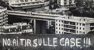 Genova Ponte Morandi Sopra Le Case Deve Esserci Il Cielo