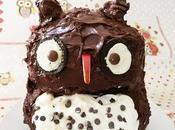 Torta gufo compleanno giulia