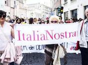 Roma-7 maggio 2016- manifestazione emergenza cultura