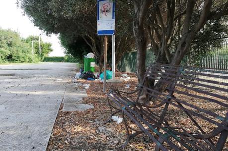 Ancora degrado e abbandono a Capo Colonna, turisti amareggiati