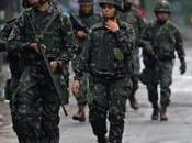 Brasile, guerra civile Janeiro: 3.479 omicidi cinque mesi. L'esercito ammazzati 738. ogni