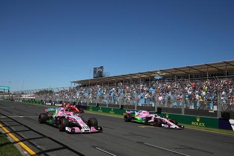 Pagelle di metà stagione 2018: Force India – Formula 1 – Motorsport