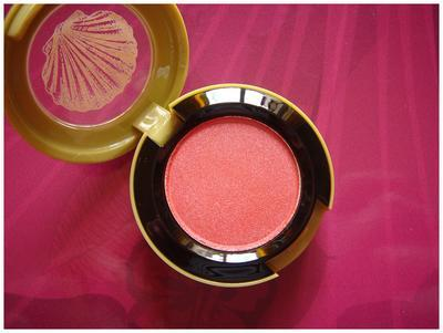 MAC To The Beach Collection:  Firecracker Eyeshadow