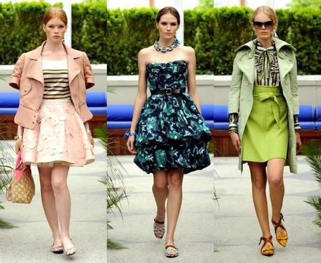 Louis Vuitton Cruise Collection 2011