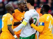 Costa d'Avorio-Portogallo 0-0: Altro big-match, vincere sono sbadigli vuvuzelas