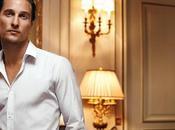 Matthew McConaughey Milano giorno