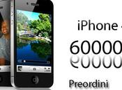 600.000 iPhone preordinati Giorno