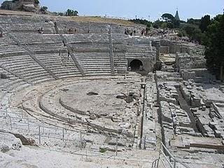 Il teatro greco di Siracusa_happy weekend