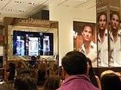 Milano giugno Rinascente: Dolce Gabbana Matthew McConaughey