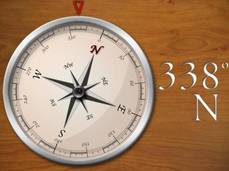 Compass HD: la bussola su iPad